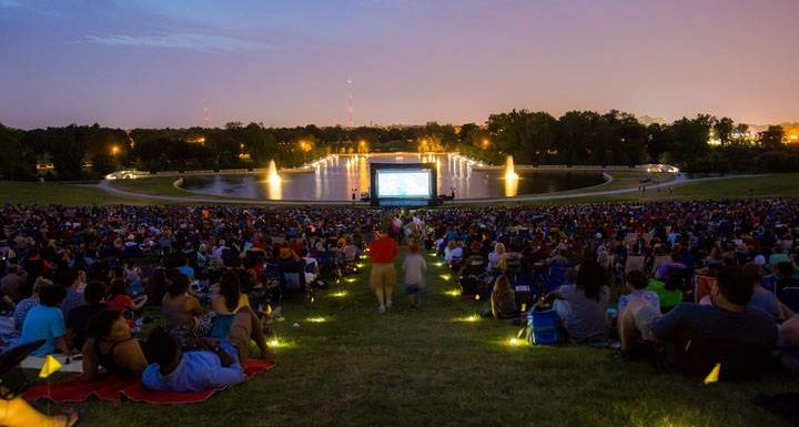 Art Hill Film Series Schedule Announced