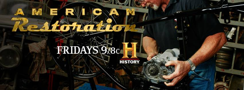 Nathan Maulorico  discusses American Restoration and Freelancing