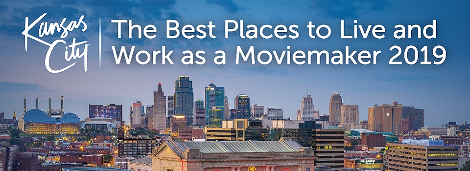 Kansas City Named One of MovieMaker Magazine's Best Places to Live and Work as a Moviemaker